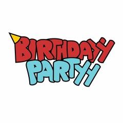 Birthdayy Partyy Goodie Bag