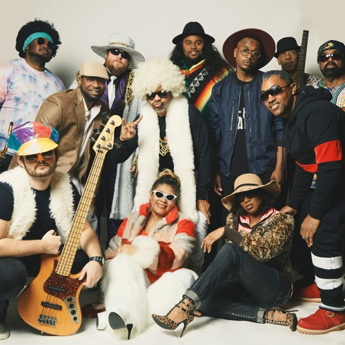 Tony Camm & The Funk Allstars's avatar