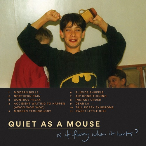 Quiet as a Mouse's avatar