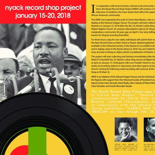 Nyack Record Shop Project's avatar