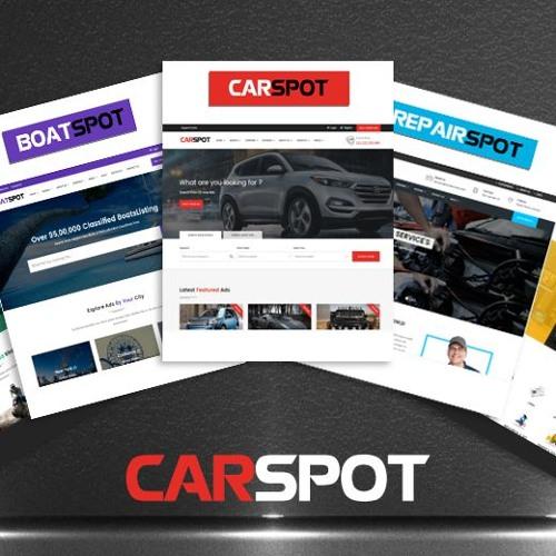 CarSpot - Automotive Wordpress Theme's avatar