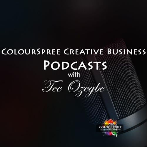 ColourSpree Creative Business Podcasts's avatar