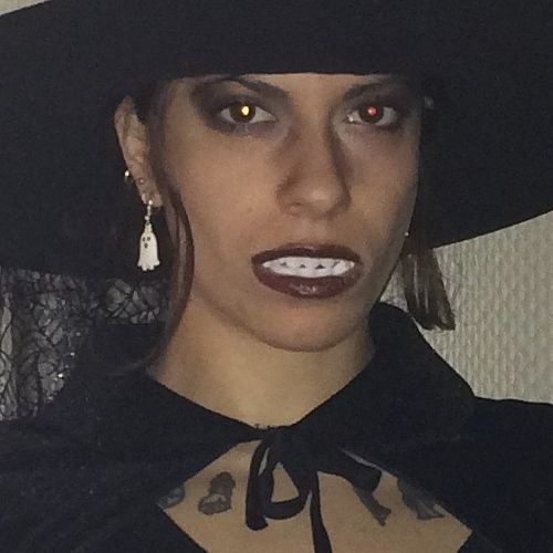 Daughter of God's avatar