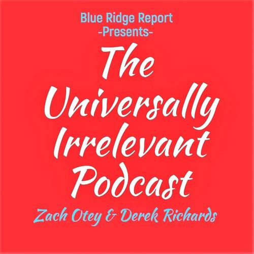 The Universally Irrelevant Podcast's avatar