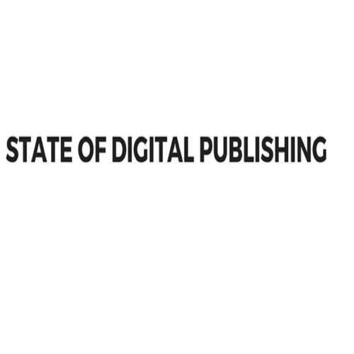 State of Digital Publishing's avatar