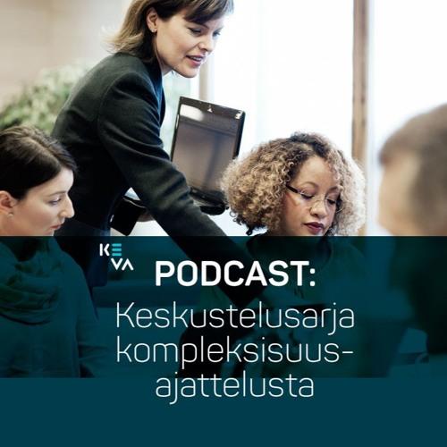 Podcast - Keskustelusarja kompleksisuusajattelusta's avatar