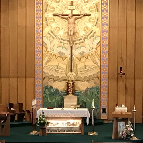 11-25-18 The Feast of Christ The King: Mozart Coronation Mass