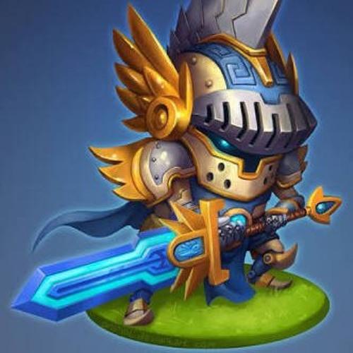 My name jeff Paladin's avatar