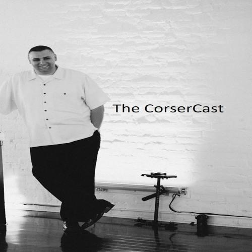 CorserCast Episode 3 John Brubaker Author Stadium Status