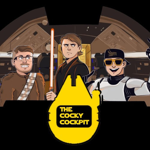 Will Family Guy Ever Return To Star Wars - The Cocky Cockpit Podcast Episode 29