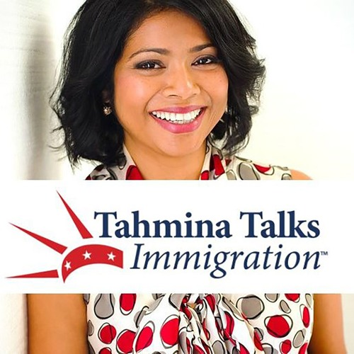Show #97: Martine Kalaw, A Survivor of the Immigration Court System