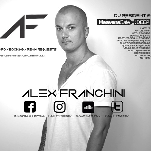 Alex Franchini / Livecat7's avatar