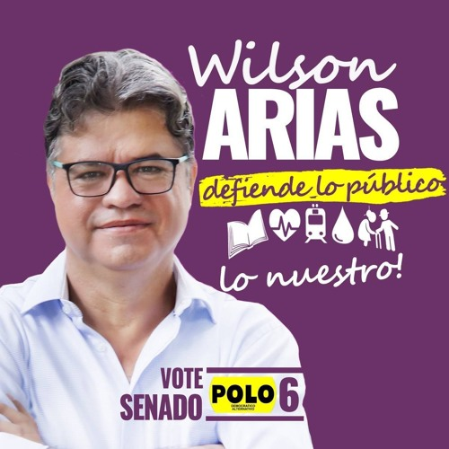 Wilson Arias Senado (POLO) 6's avatar