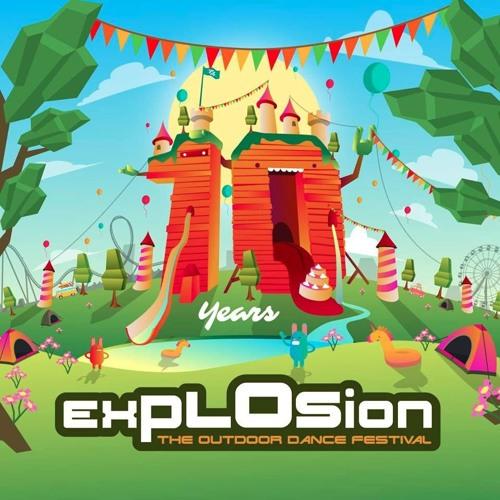 ExplosionFestival Ommen's avatar