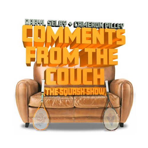 Comments From The Couch - The Squash Show's avatar