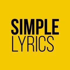 SimpleLyrics