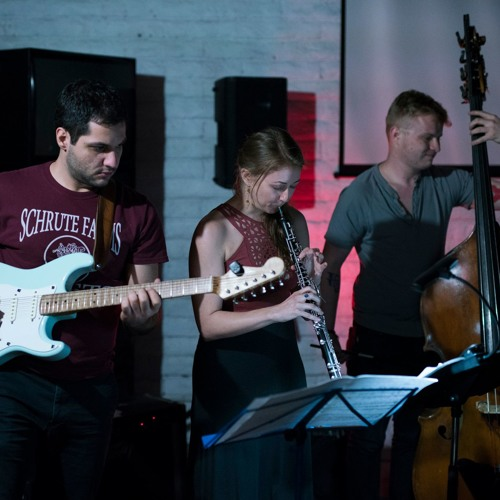 Petrichor - Electroacoustic Chamber Trio's avatar