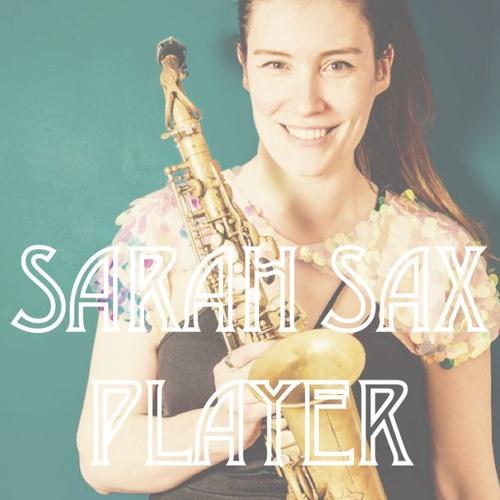 Sarah sax player's avatar