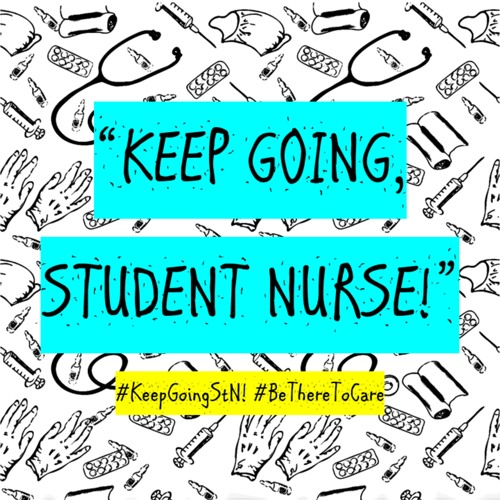 Keep Going, Student Nurse! - The Podcast!'s avatar