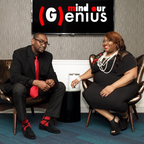 Mind Our(G)enius - Ep 3 - Keiona Eady from New Geechee Podcast - pt 1