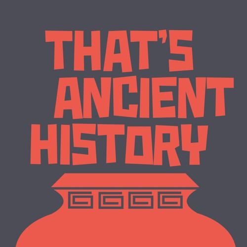 That's Ancient History's avatar