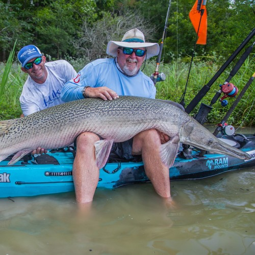 ACR ARTEX Joins Us On The Kayak Fishing Show LIVE