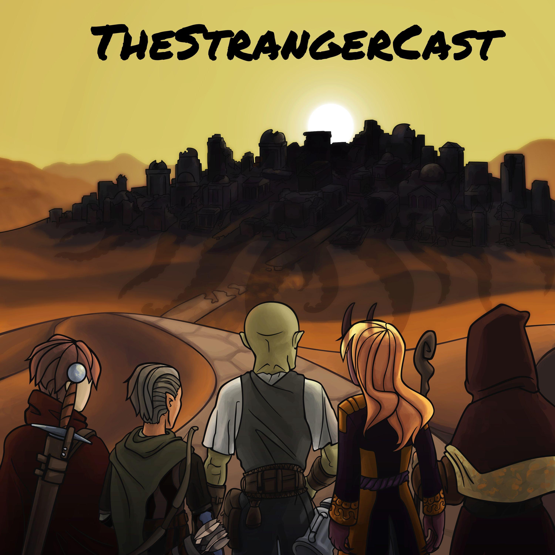 TheStrangerCast