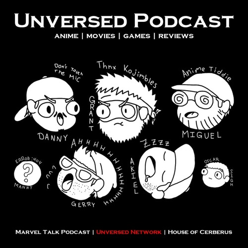 Unversed Podcast's avatar