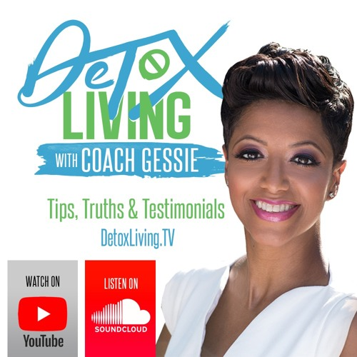 DETOX LIVING with Coach Gessie's avatar