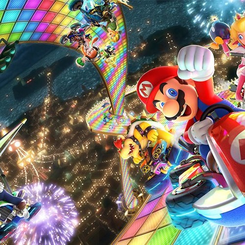 Mario Kart 8 Deluxe Soundtracks S Stream On Soundcloud Hear The