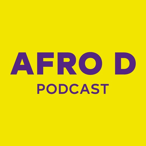 Afro D - Podcast's avatar