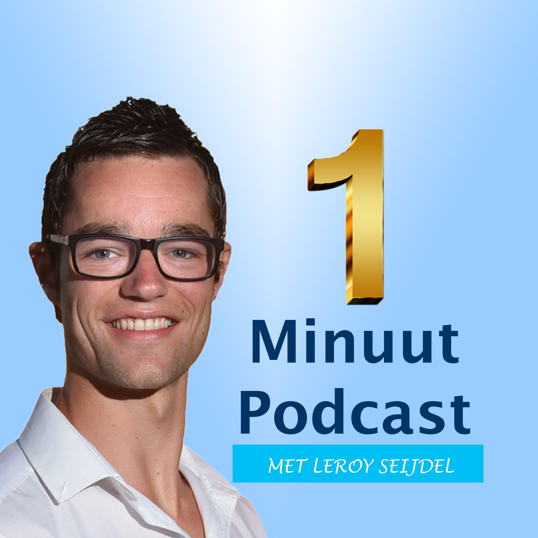 1 Minuut Podcast logo