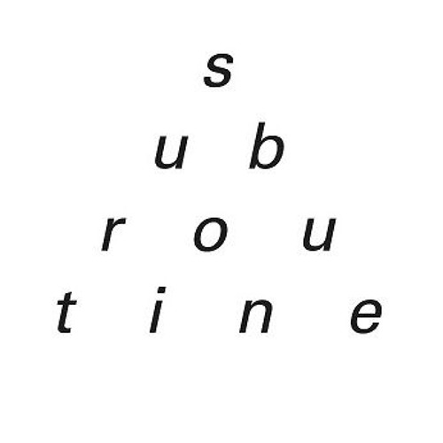 Subroutine Records's avatar