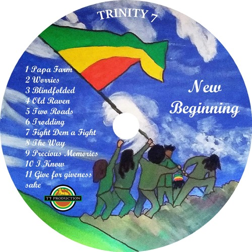 Trinity 7's avatar