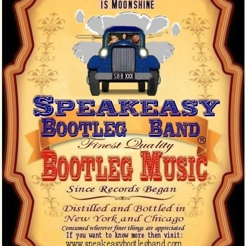 Speakeasy Bootleg Band's avatar