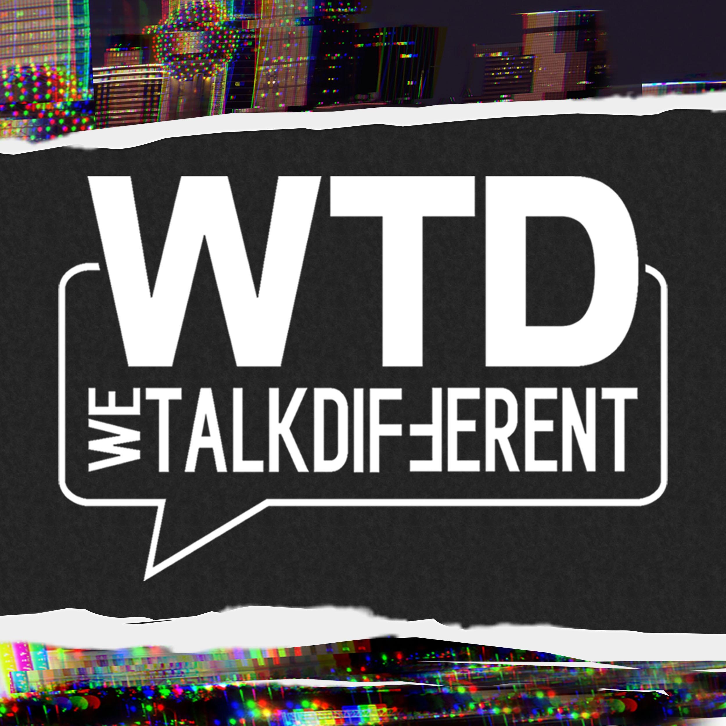 Image result for we talk different podcast