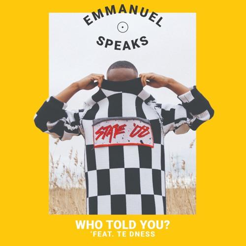Emmanuel Speaks's avatar