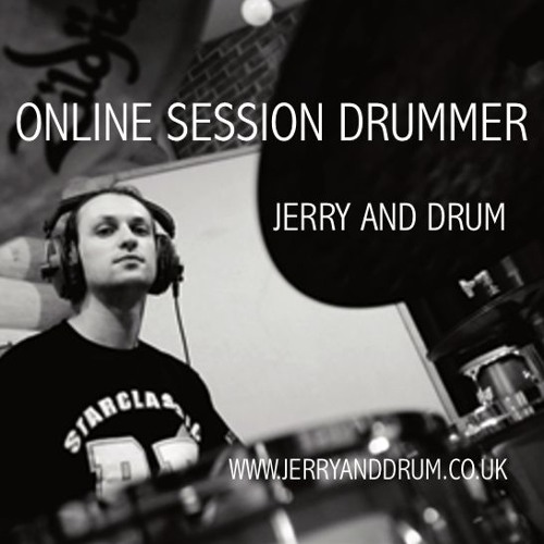 Online Session Drummer - Jerry And Drum's avatar