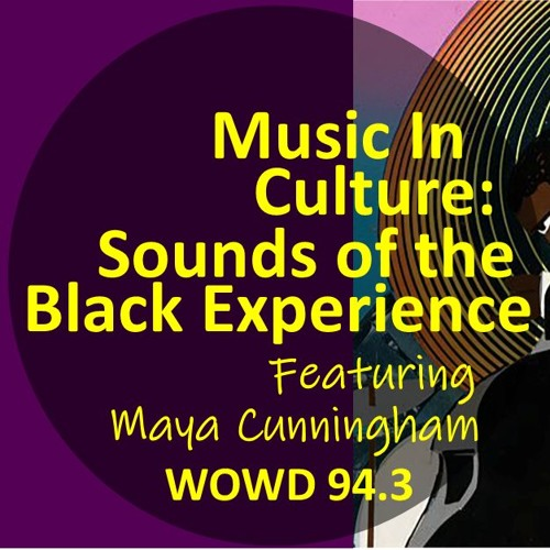 Music In Culture: Sounds of the Black Experience's avatar