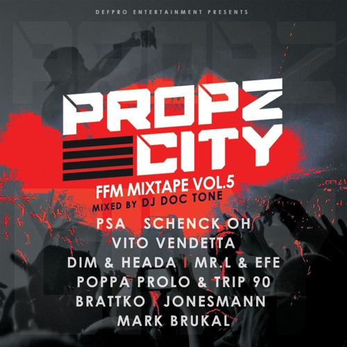 Propz City Mixtapes's avatar