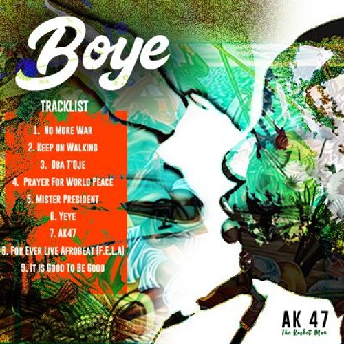 Boye PapaGee & Colours Afrobeat's avatar
