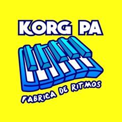 Fabrica de Ritmos KORG PA