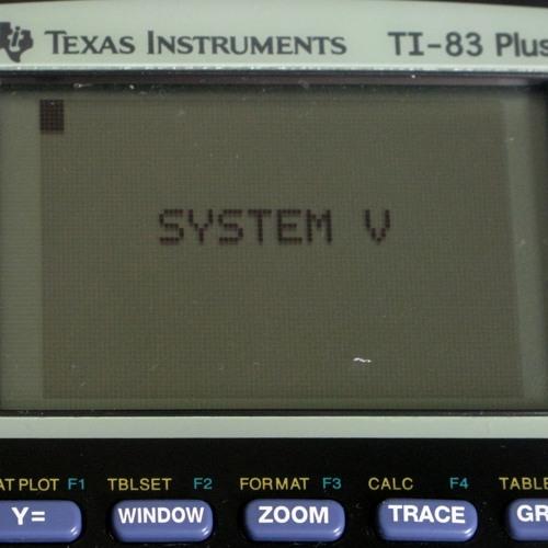 System V's avatar