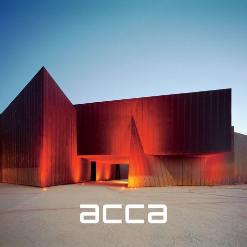 ACCA (Australian Centre for Contemporary Art)'s avatar
