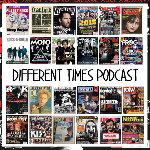 Different Times Podcast's avatar