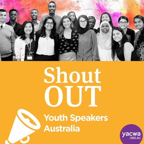 Shout Out Youth Speakers Australia's avatar