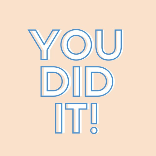 You Did It!'s avatar