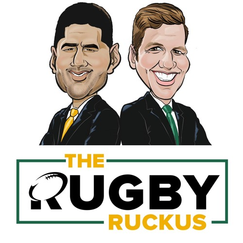 The Rugby Ruckus Podcast's avatar
