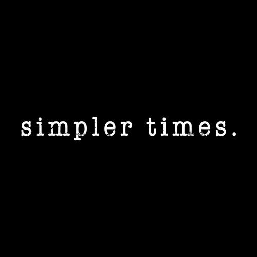 Simpler Times's avatar