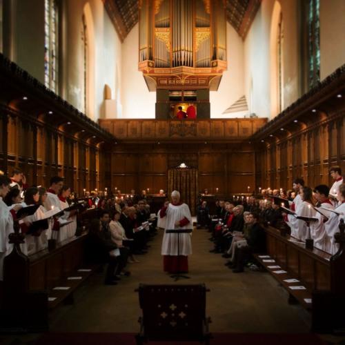 Queens' College Chapel Choir's avatar